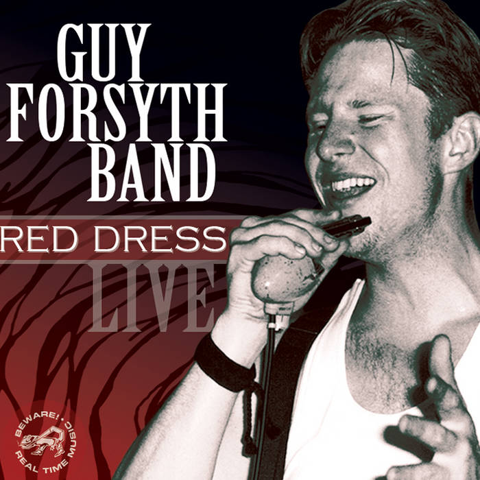 Guy Forsyth Band - Red Dress (selection) cover art