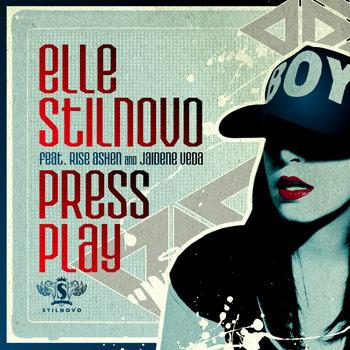 Press Play cover art