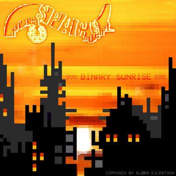 binary sunrise cover art