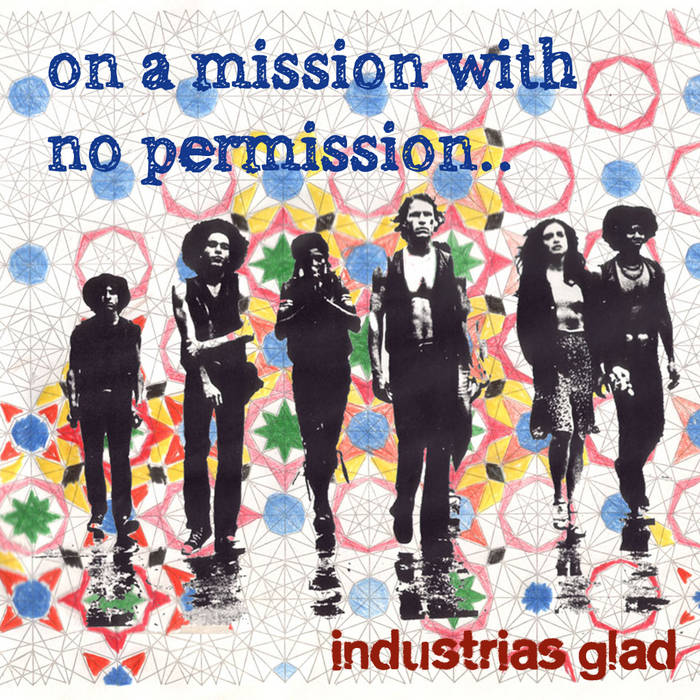 on a mission with no permission cover art