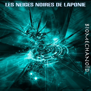 BIOMECHANOÏD cover art