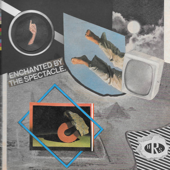 Enchanted By The Spectacle. cover art