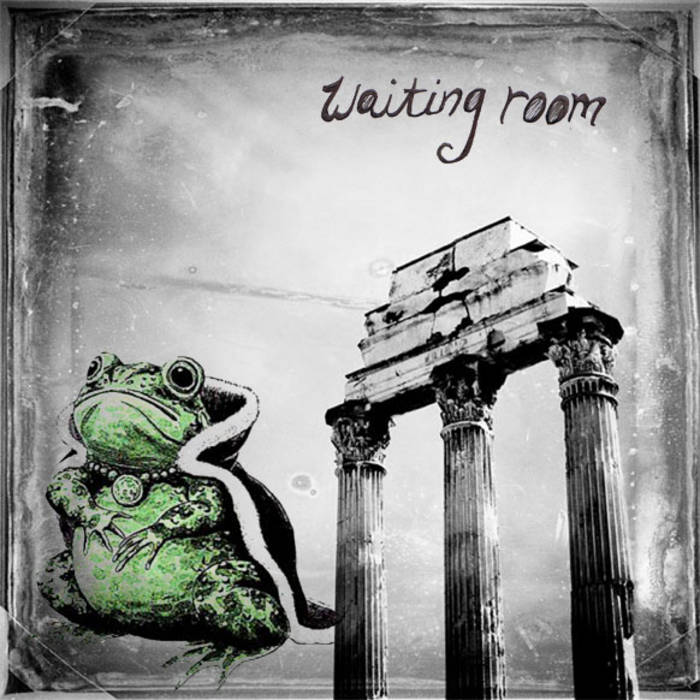 Waiting Room E.P. cover art