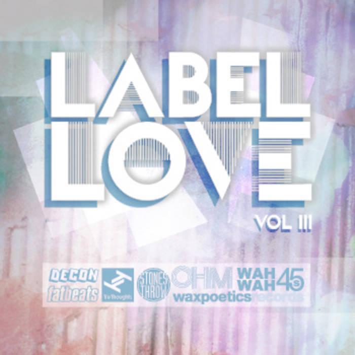Label Love Vol. 3 cover art