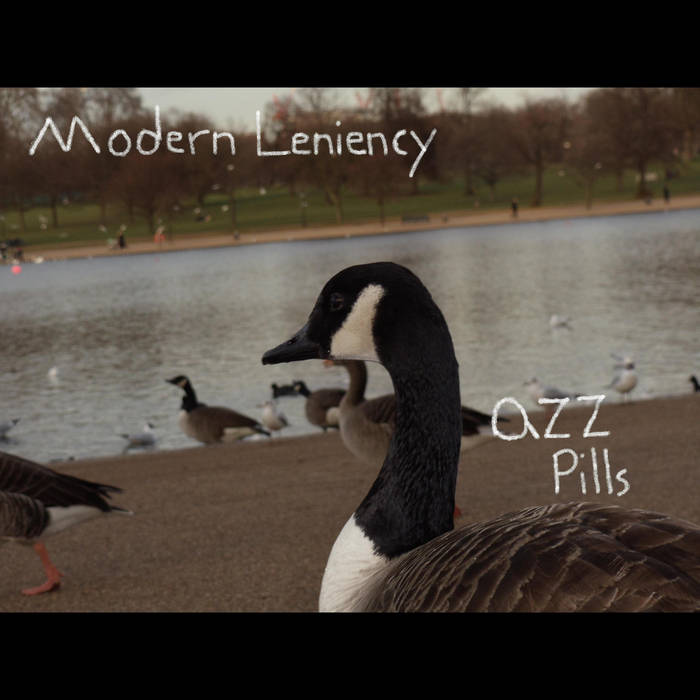 Modern Leniency EP cover art