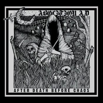After Death Before Chaos cover art