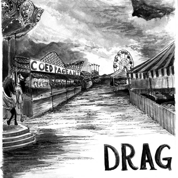 Drag cover art