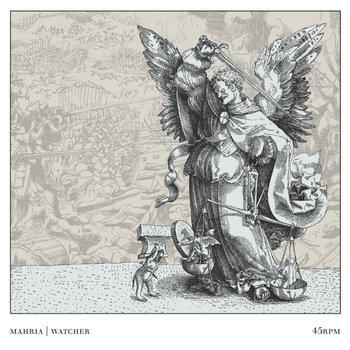 "Split 7"" W/ Watcher cover art"