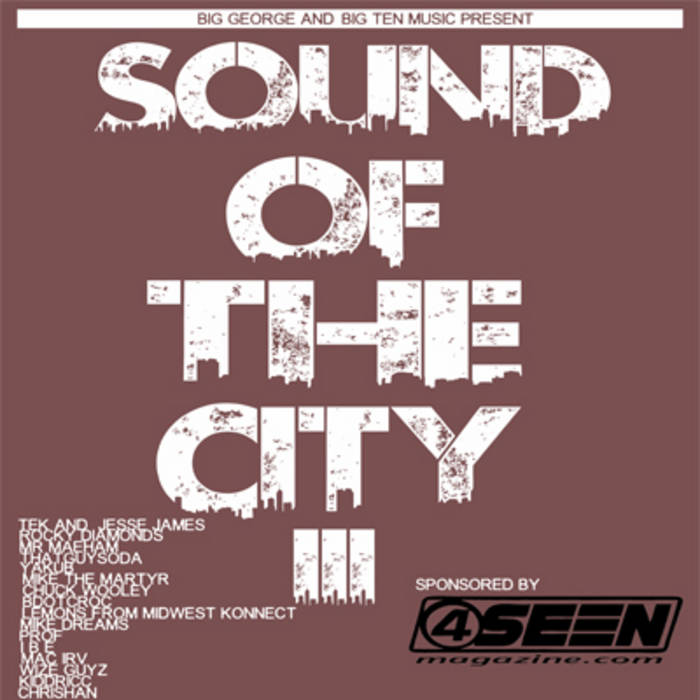 Sound of the City III cover art