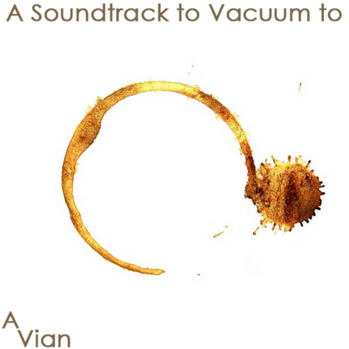 A Soundtrack to Vacuum to (EP) cover art
