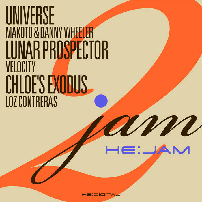 HE:Jam 2 cover art