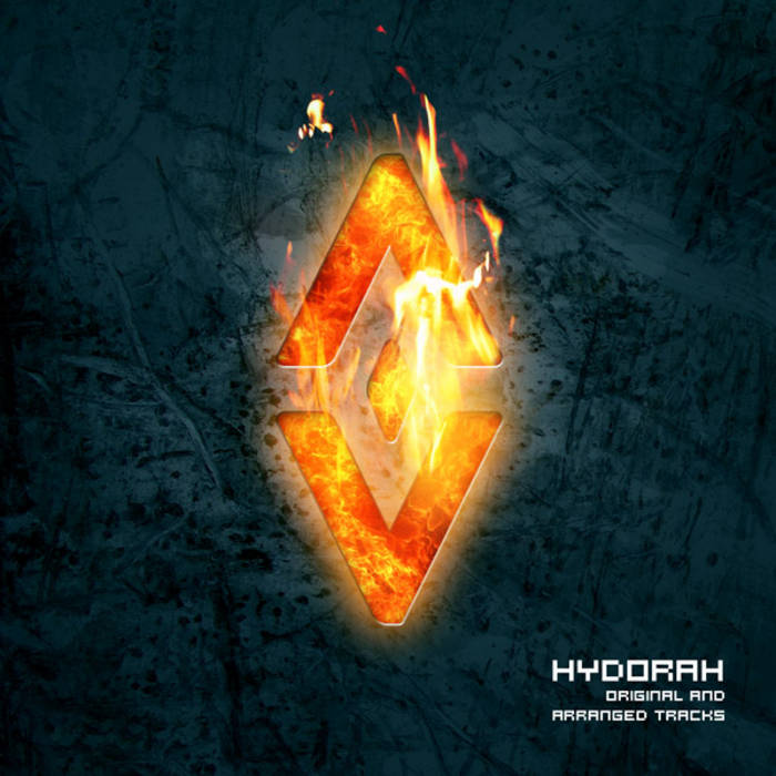 Hydorah Arranged Tracks cover art