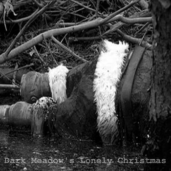 Dark Meadow's Lonely Christmas cover art