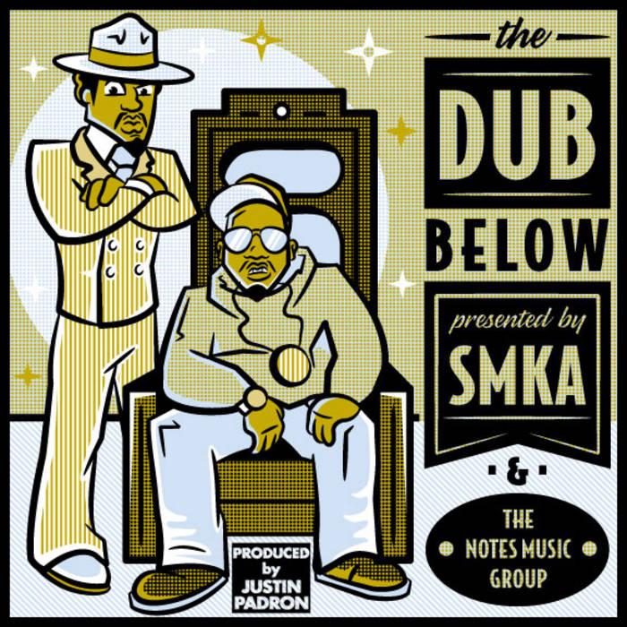 The Dub Below cover art