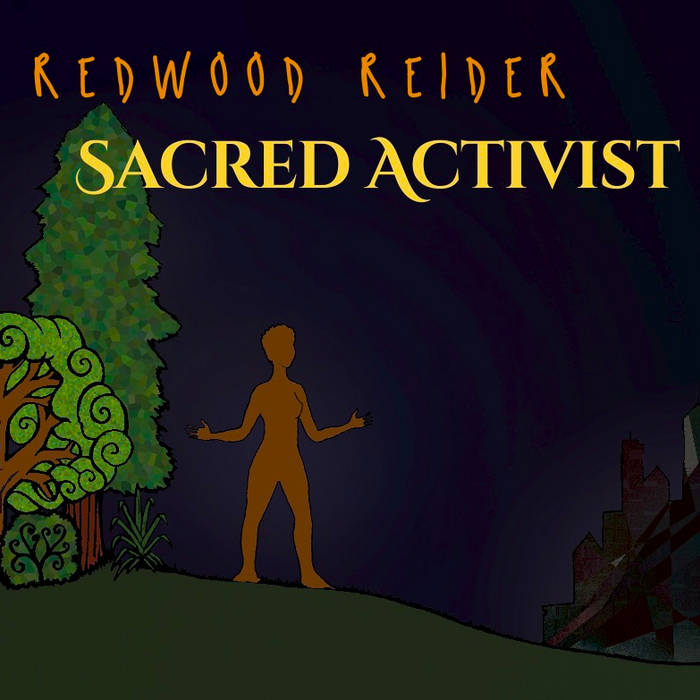 Sacred Activist cover art