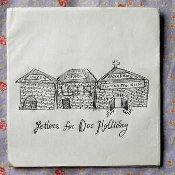 Letters for Doc Holliday cover art