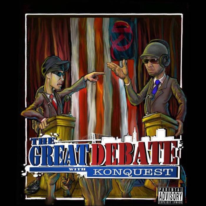 Great Debate cover art