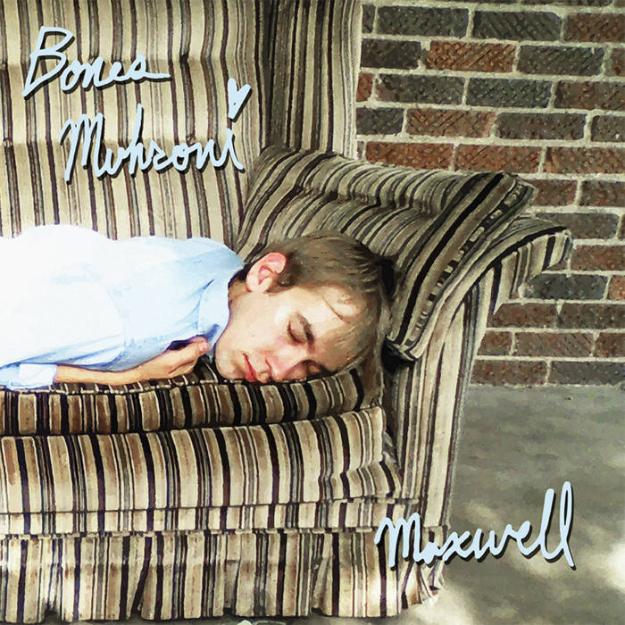 Maxwell cover art