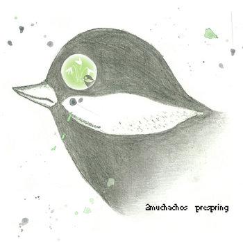 prespring EP cover art