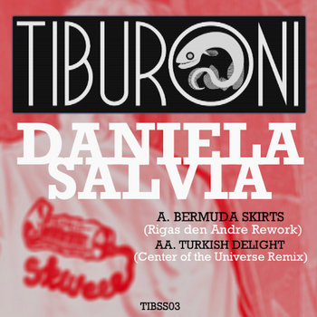 Daniela Salvia: Remixed cover art