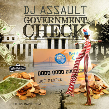 Government Check cover art