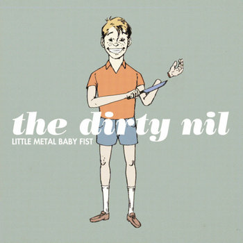 Little Metal Baby Fist cover art