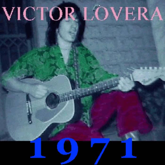 """Jones"" - Victor Lovera R. Stevie Moore 1971 cover art"