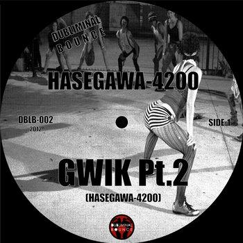 GWIK Pt.2(DBLB-002) cover art
