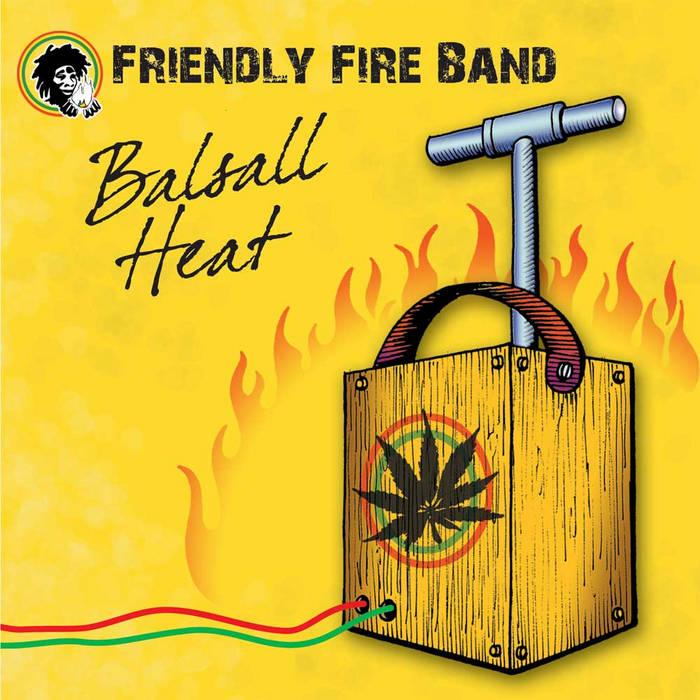 Balsall Heat cover art