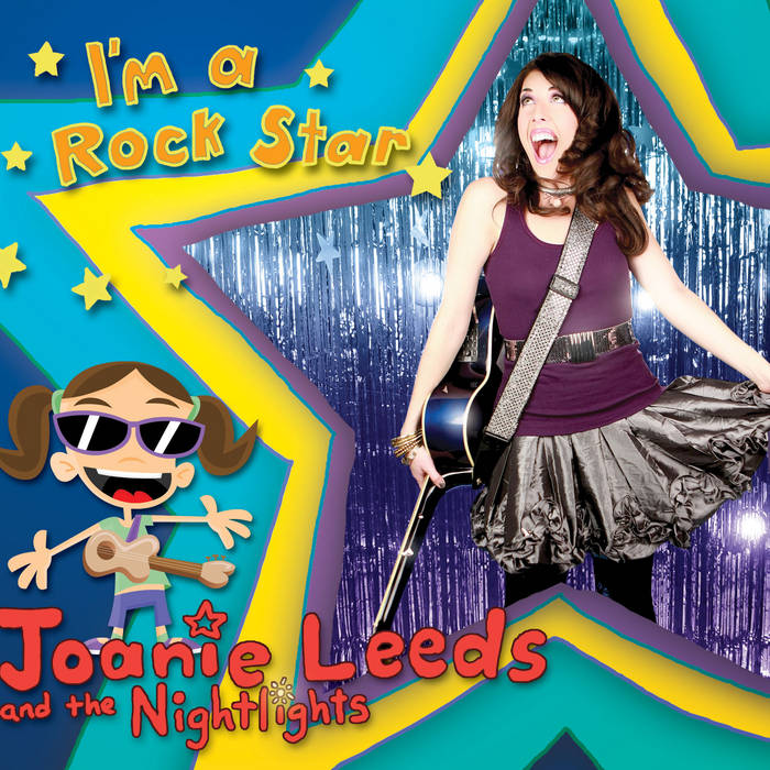 I'm A Rock Star cover art