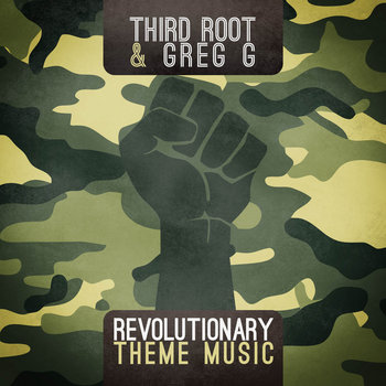 Revolutionary Theme Music cover art