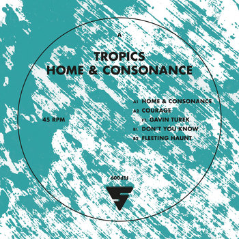 Home & Consonance cover art