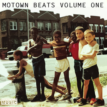 Motown Beats Vol. 1 cover art