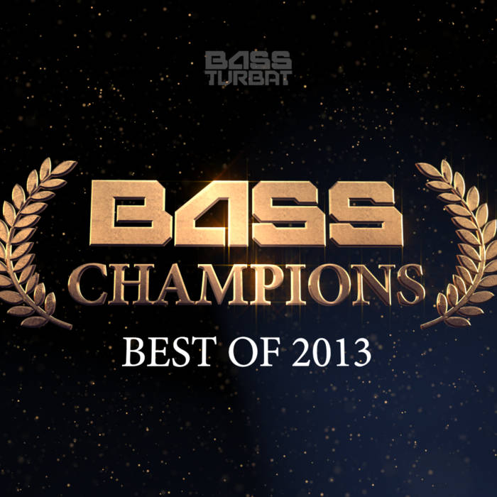 Bass Champions EP cover art