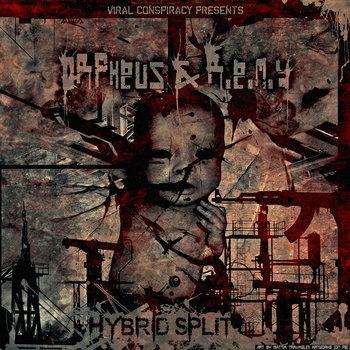 Orpheus & R.E.M.Y. - Hybrid Split cover art
