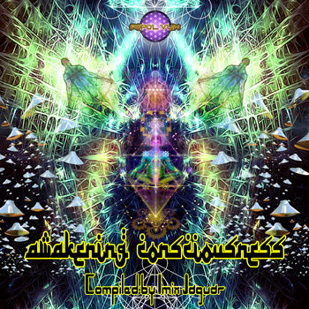 "V/A ""Awakening Consciousness"" Compiled By Imix Jaguar cover art"