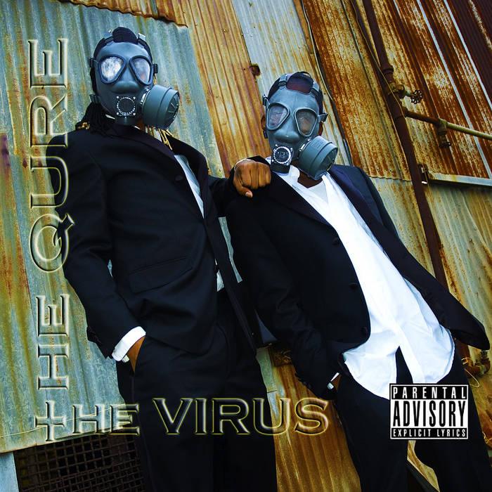 The VIRUS cover art