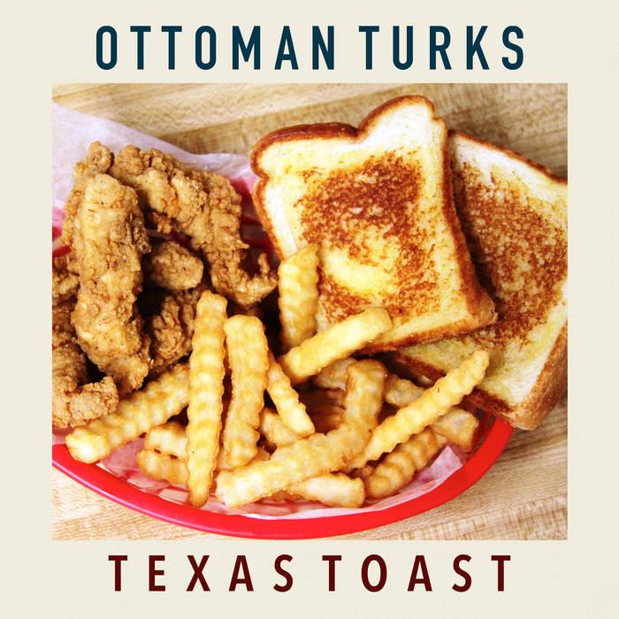 Texas Toast cover art
