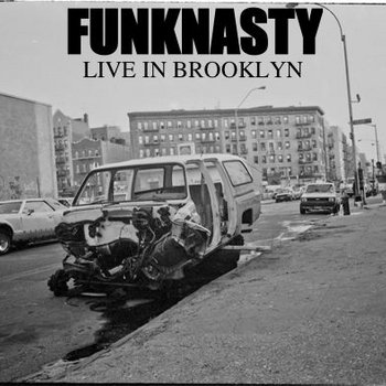 Live In Brooklyn cover art