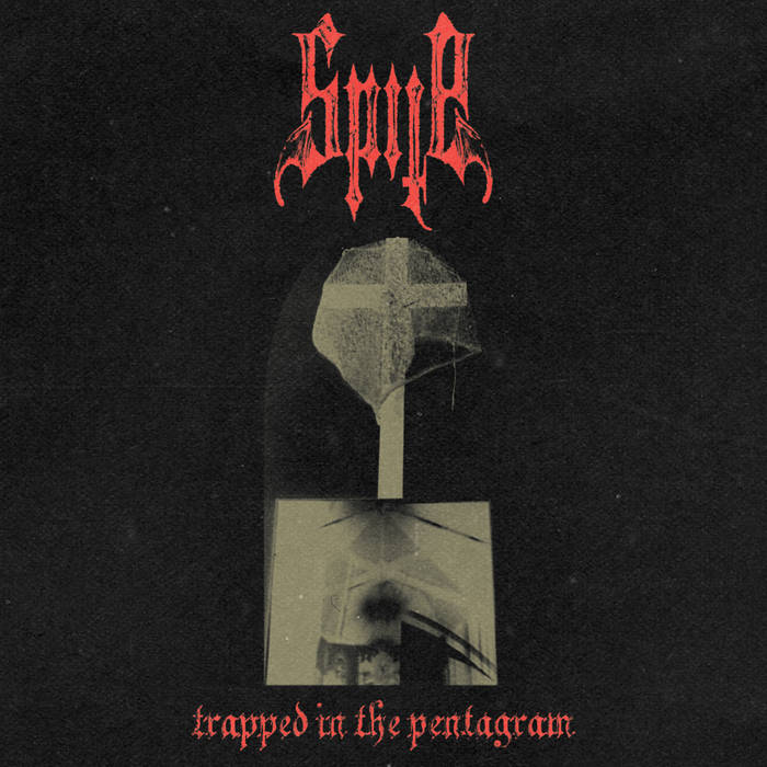 Trapped in the Pentagram cover art