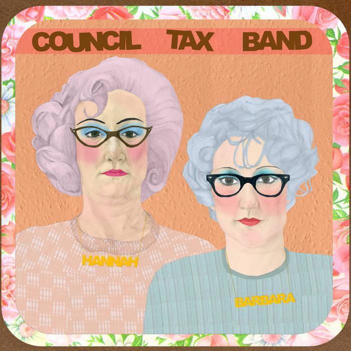 Hannah & Barbara cover art