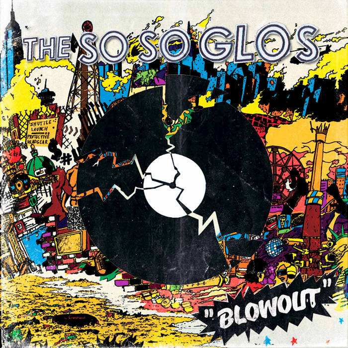 BLOWOUT cover art