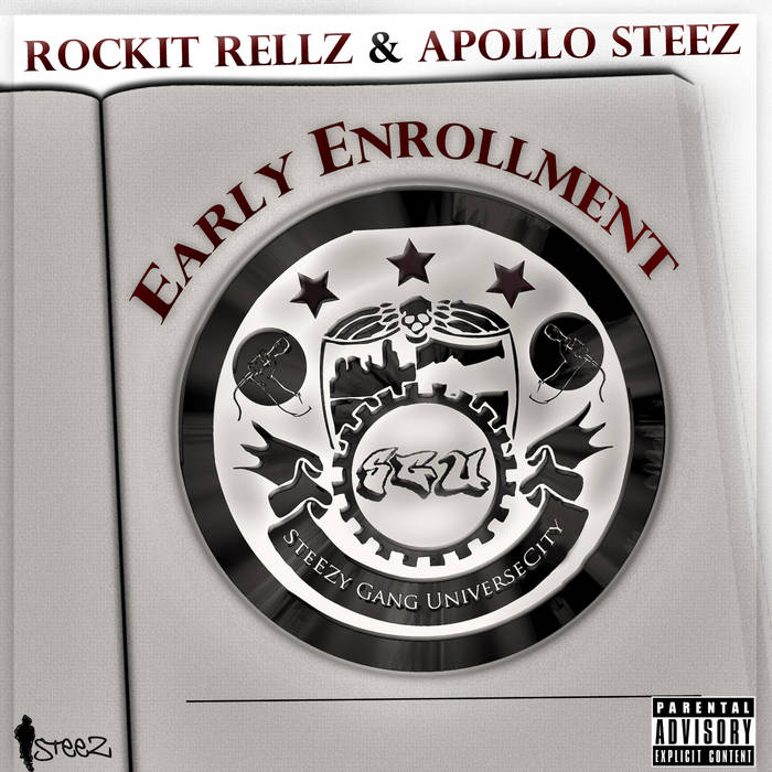 Early Enrollment cover art