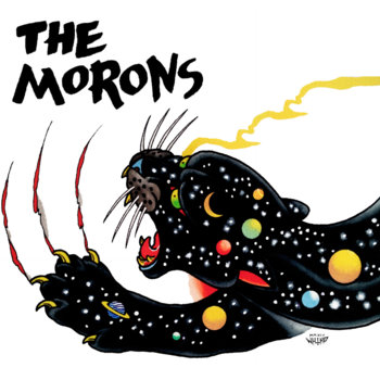 The Morons EP cover art