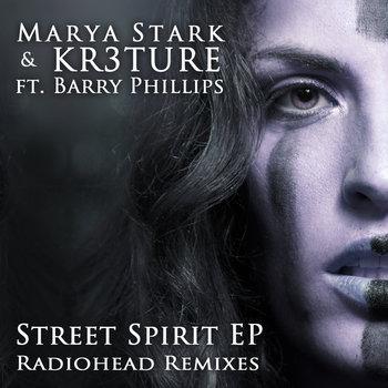 Street Spirit E.P. cover art