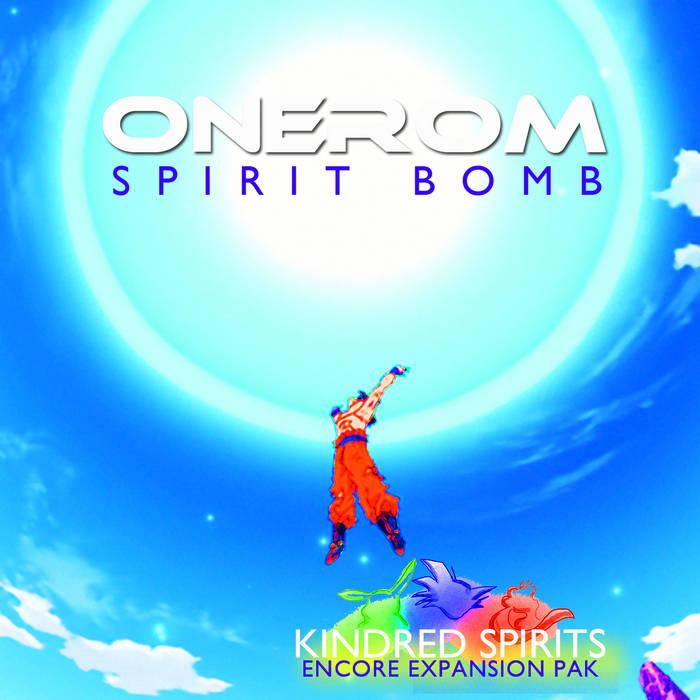 Spirit Bomb 元気玉 cover art