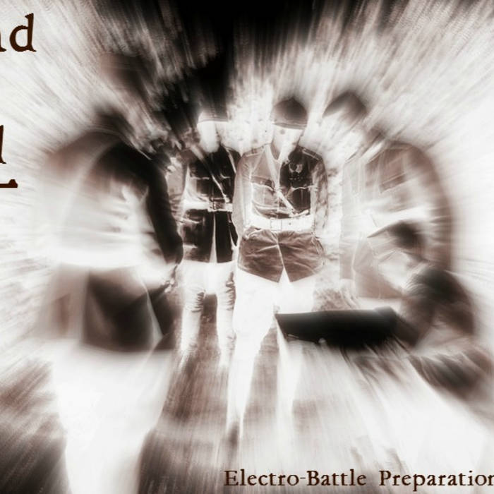 'Electro-Battle Preparation Tactics' EP cover art