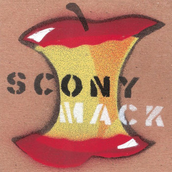 Scony Mack  [2012] cover art