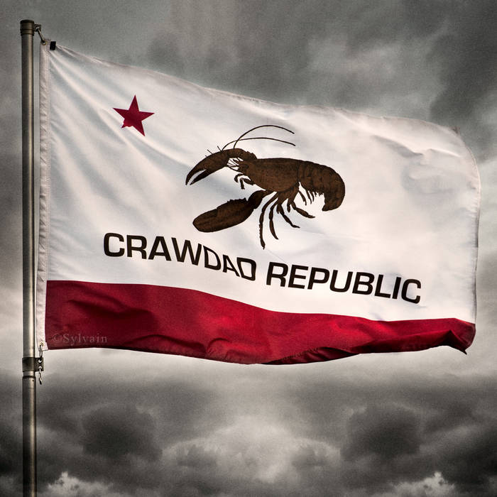 CRAWDAD REPUBLIC cover art