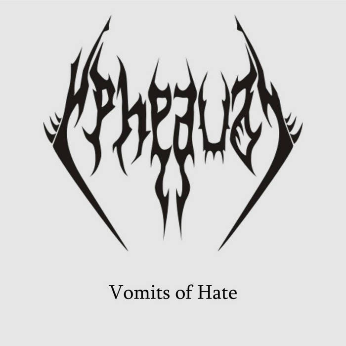 Vomits of Hate cover art